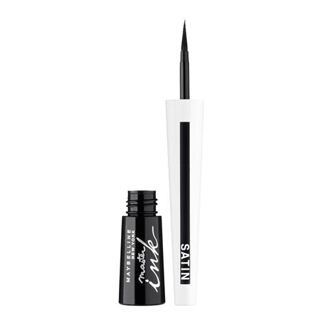 Eyeliner Maybelline New York maybelline new york master ink liquid eyeliner satin 9g