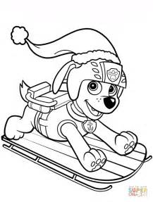 paw patrol pups coloring pages pics for gt paw patrol coloring page