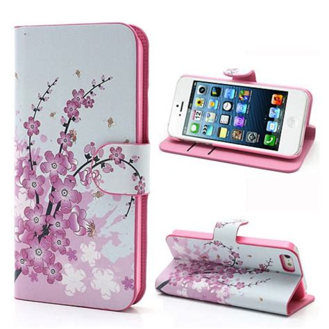 housse iphone ses tropical flowers