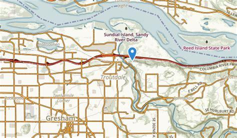 map of troutdale oregon best trails near troutdale oregon alltrails