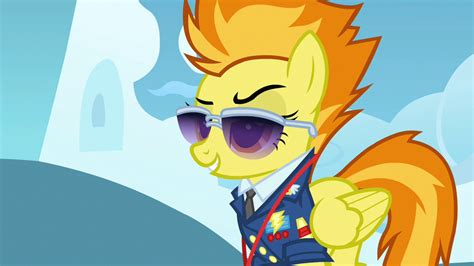 image spitfire record time too s3e7 png my little pony