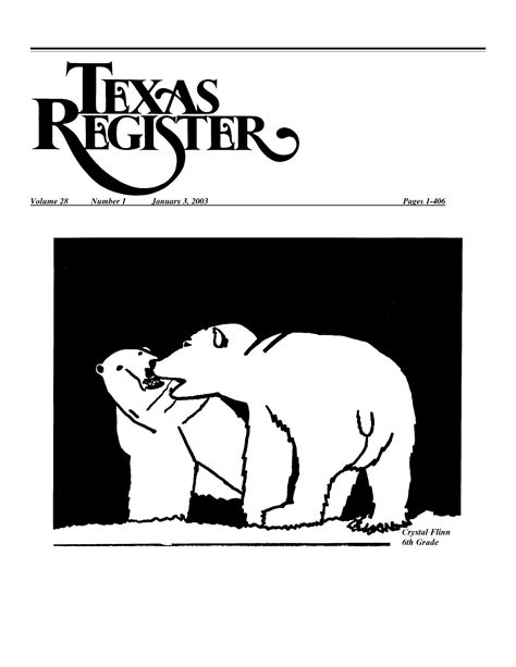download resetter t10 texas register volume 28 number 1 pages 1 406 january