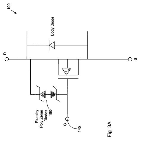 cl diode esd gate protection diode 28 images how to protect mosfets basics explained patent us8389354
