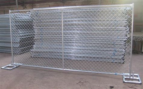 home depot chain link fence 9gauge white chain link fabric
