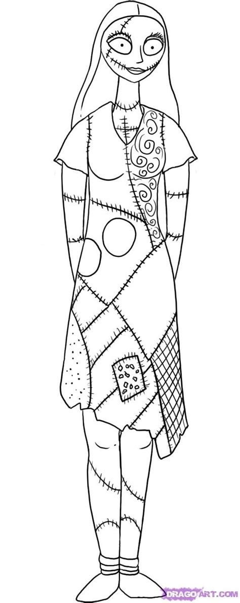 cute nightmare before christmas coloring pages nightmare before christmas coloring pages to print kids