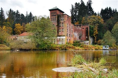 abandoned places in washington the old olympia brewery tumwater wa saw this place