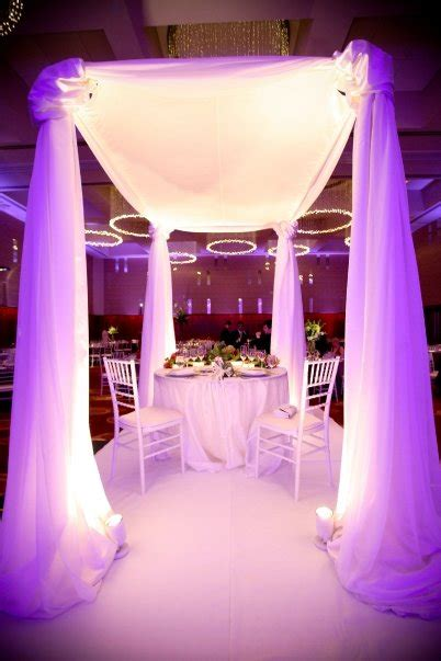 Wedding Backdrop With Chandelier by Ceremony Chandelier Backdrop