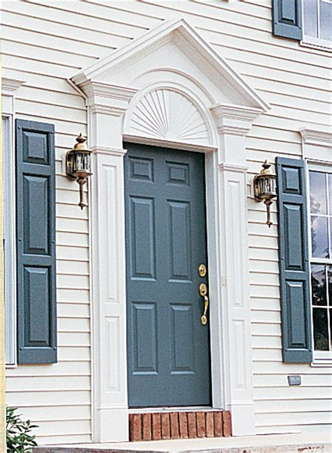 Exterior Door Pediment And Pilasters Exterior Door Pediment And Pilasters Pediments Entrance Pediments And Pediments For Home