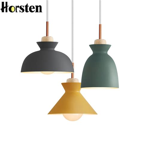 colorful pendant lights horsten nordic scandinavian modern colorful pendant light