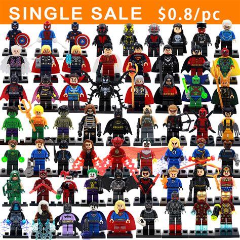 lego marvel superheroes for sale online buy wholesale lego minifigures from china lego
