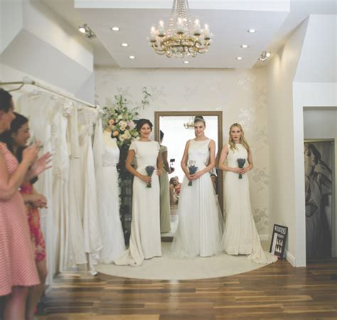 The Bridal Shop by Behuli Bridal Shop Fulham Vintage Style Wedding Dresses