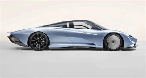 Mclaren Hypercar 2019 by 2019 Mclaren Speedtail Hybrid Hypercar Leaked Doesn T
