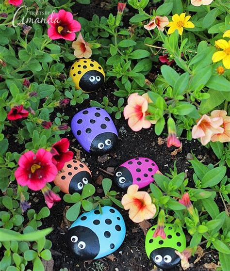 Rock Garden Ornaments 25 Best Ideas About Garden Ornaments On Rock Garden Diy Yard Ideas