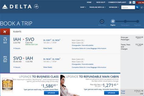 fare deal alert | delta – $711: houston – moscow, russia