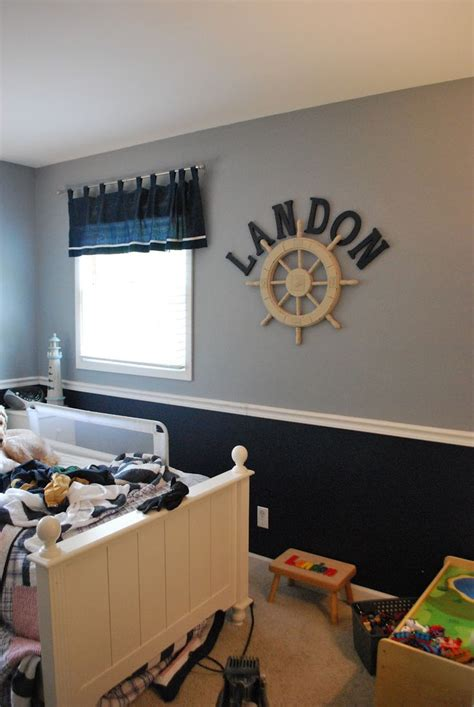 25 best ideas about boys nautical bedroom on