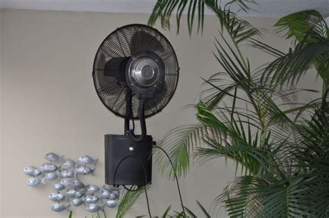 outdoor wall fan for patio small outdoor patio fans wall mount cookwithalocal home