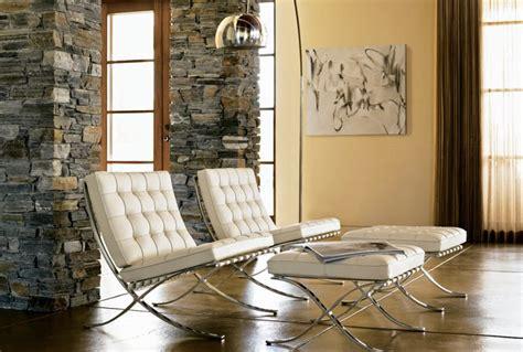 Barcelona Chair Interior by Livable Machine Interior Design Monday Inspiration