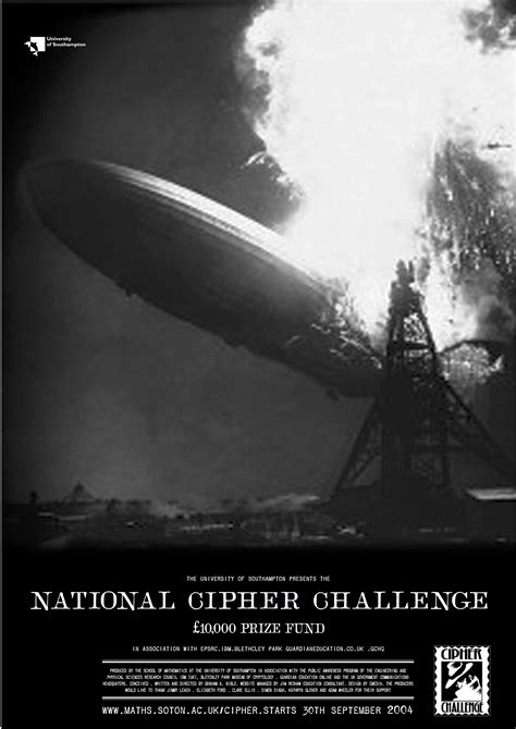 national cipher challenge previous competitions cipher challenge