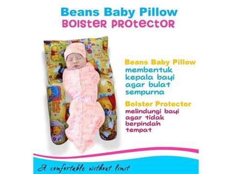 Bantal Bayi Anti Jatuh Anti Rolling Baby Pillow perlengkapan baby halaman 3 ibuhamil