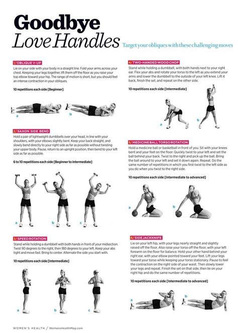 pin  barbara guterac  abdominal pinterest health magazine health  love handles