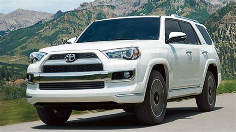 2015 Toyota Suv Models
