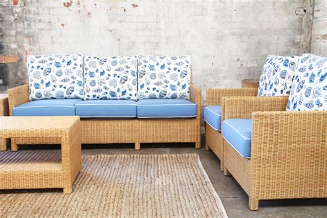 Vintage Verandah Ls by St Barts Sea Shell Ls Naturally Rattan And Wicker