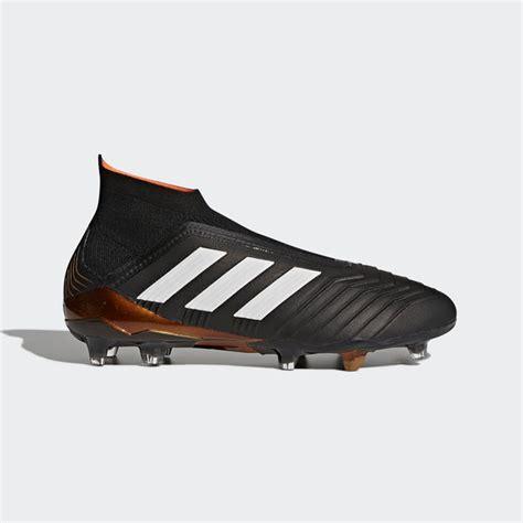 predator football shoes adidas predator 18 firm ground cleats black adidas us