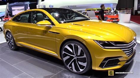 volkswagen coupe volkswagen sport coupe concept gte exterior and interior