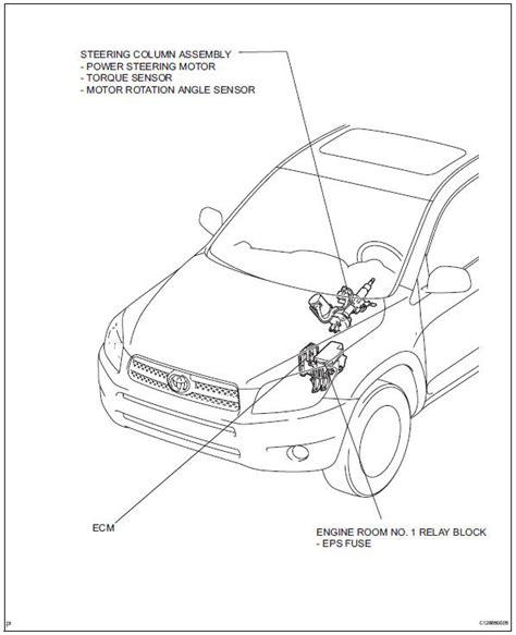 service manual 2011 toyota rav4 power steering step by step removal power steering derby 2011 toyota rav4 parts diagram wiring diagram with description