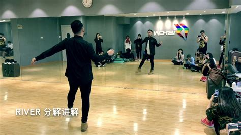 tutorial dance river bishop briggs river galen hooks choreography dance