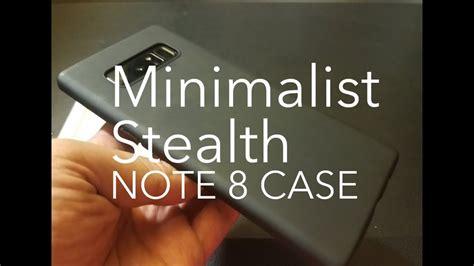 Baru Spigen Galaxy Note 8 Thin Fit Matte Black Termurah ultra slim thin galaxy note 8 stealth matte basstop