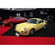 Porsche 911 Carrera RS 27 Touring  Chassis 360 0305