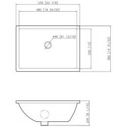 Bathroom Vanity Sink Size Bathroom Sink Dimensions Sink Illustration Bathroom