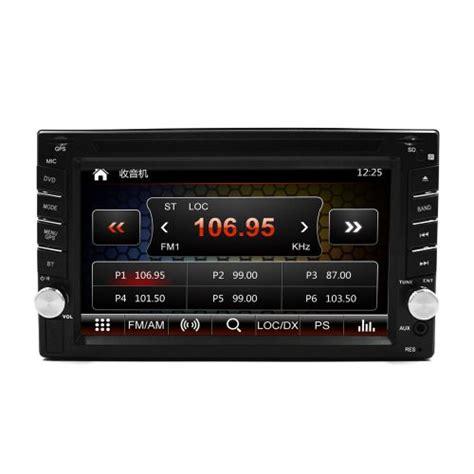 Unit Doble Din Avi Find Unit 2 Din 6 2 Quot Car Dvd Player Radio