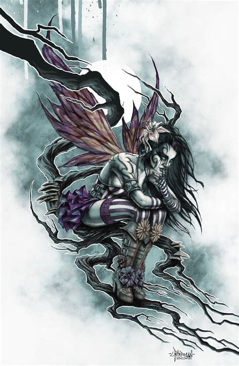 black fairy tattoo designs tattoos wish i was talented enough to