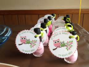Owl Themed Baby Shower Favor Ideas by Owl Baby Shower Favors Baby Stuff