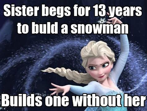 Funny Frozen Memes - frozen memes funny jokes about disney animated movie