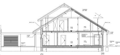 architekturb ro osnabr ck streifenfundament einfamilienhaus hausanschl e