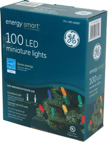 ge s energy smart colorite led miniature lights decorseasonal shop for seasonal decor online
