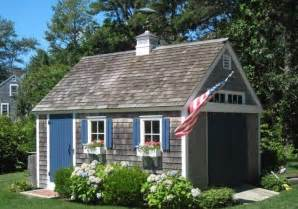 Shed Style Homes Cape Cod Sheds Garden Sheds Storage Sheds Shed Kits