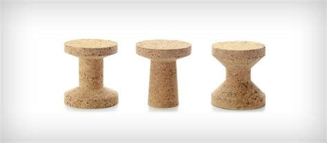 Vitra Cork Stool by Cork Stools By Vitra