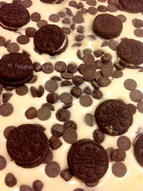 galletas oreo tarta galletas oreo sin horno chocolate blanco