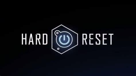 hard video reset ps3 hard reset story trailer is a recipe for success joystiq