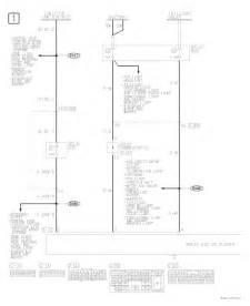 2004 chrysler pacifica wiring diagram 37 wiring diagram