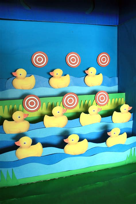 Duck Shoot Brings The Experience Of The Carnival To Your Home by Living On The Crafty Side Of Polling Booths And