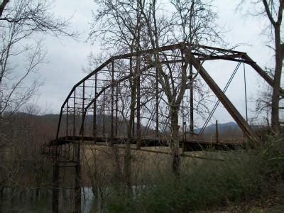 bridgehunter.com | caney fork river bridge