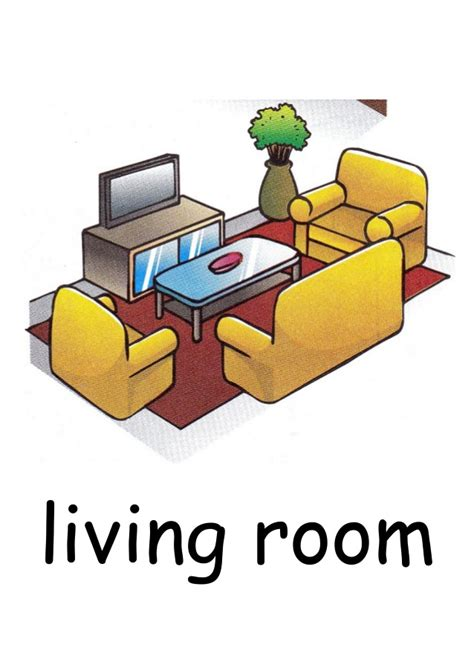 Livingroom Furnitures room flashcards