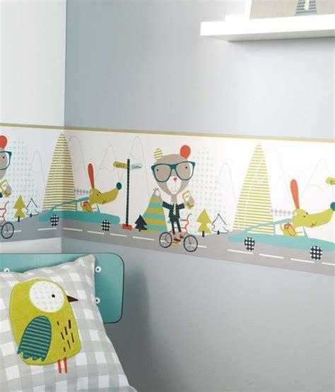 frise chambre enfant frise papier peint chambre bb fille with frise