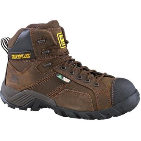 Caterpillar Safety Nitrogen Black 29 simple cat safety shoes canada snocure