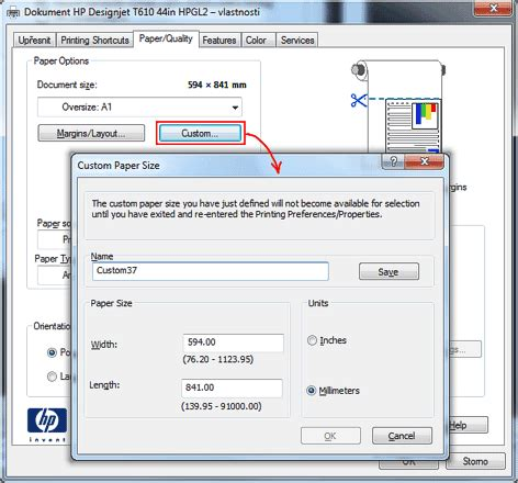 layout autocad paper size cad forum how to add custom paper format to autocad
